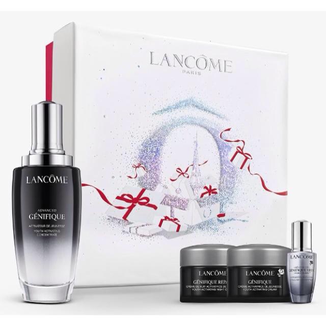LANCOME(ランコム)のジェニフィック 115ml クリスマス コフレ 2020 限定 セット 新品  コスメ/美容のキット/セット(コフレ/メイクアップセット)の商品写真