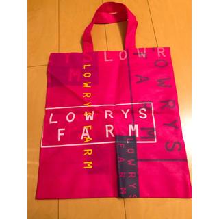 ローリーズファーム(LOWRYS FARM)のローリーズファーム⭐︎エコバッグ⭐︎新品⭐︎送料無料(エコバッグ)