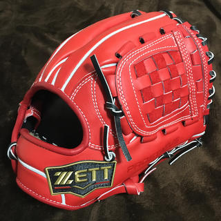 ZETT - ZETT プロステイタス 硬式内野手用 源田モデル 屋外未使用