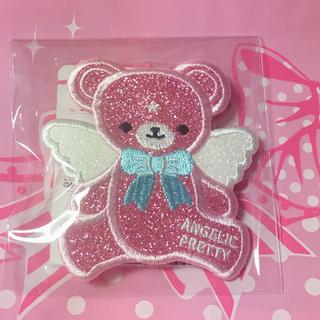 Angelic Pretty - Angelic Pretty*Milkyベアークリップ*ピンク