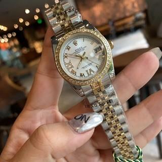 【☆大感謝セール☆】 レディース 機械式 腕時計 ★ロレックス27#027
