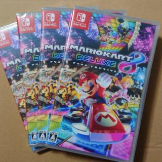 Nintendo Switch - ニンテンドースイッチ マリオカート  8 デラックス