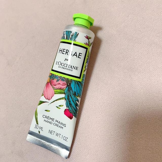 L'OCCITANE(ロクシタン)のHB ハンドクリーム コスメ/美容のボディケア(ハンドクリーム)の商品写真
