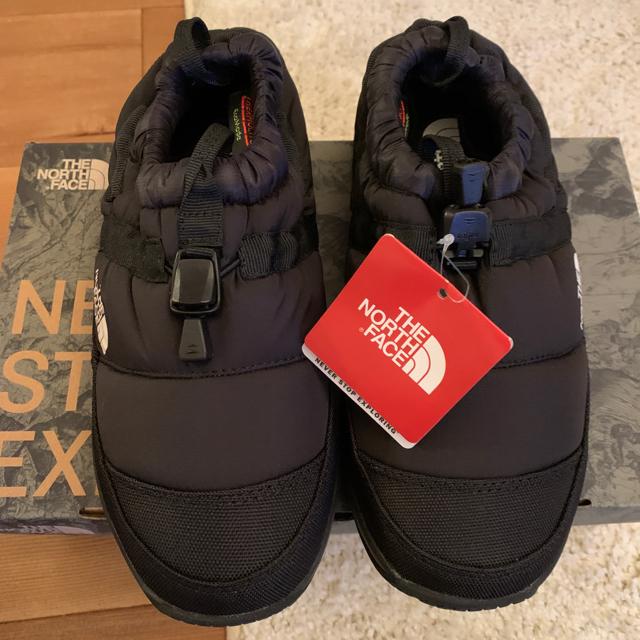 THE NORTH FACE(ザノースフェイス)の新品 ノースフェイス ヌプシ トラクション ライト モック IV 24.0cm レディースの靴/シューズ(スニーカー)の商品写真