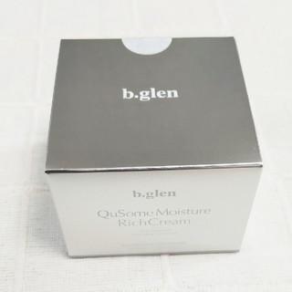 ビーグレン(b.glen)のb.glen モイスチャーリッチクリーム 30g(フェイスクリーム)