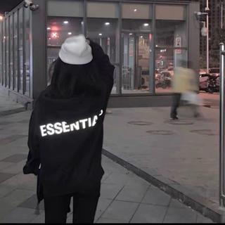 フィアオブゴッド(FEAR OF GOD)のFOG Essentials 3M Hoodie パーカー ブラック(パーカー)