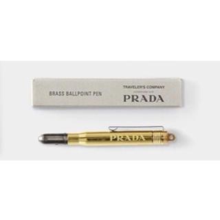 PRADA - プラダ PRADA  トラベラーズノート ボールペン