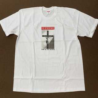 Supreme - Supreme Loved By The Children Tee 白XL