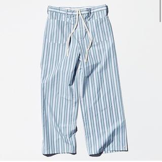 SUNSEA - SUNSEA pajama pants 20ss