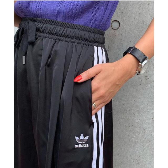 adidas(アディダス)のadidas アディダス ロングスカート ジャージ レディースのスカート(ロングスカート)の商品写真