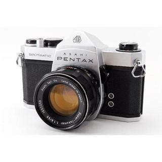 ペンタックス(PENTAX)の★★代表名機★★ペンタックス PENTAX SP レンズセット(フィルムカメラ)