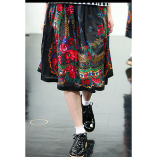 COMME des GARCONS - トリココムデギャルソン 2014ssスカート