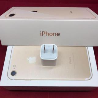 アップル(Apple)のiPhone純正acアダプタ使用品(バッテリー/充電器)