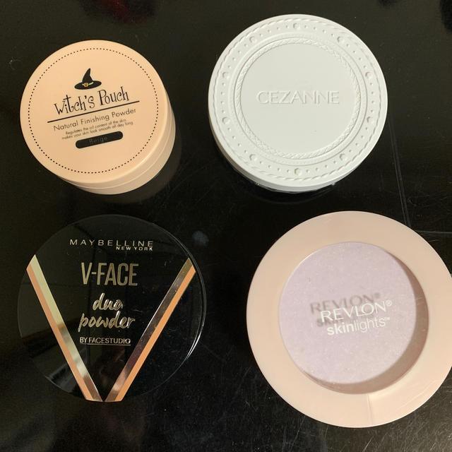 CEZANNE(セザンヌ化粧品)(セザンヌケショウヒン)のフェイスパウダー まとめ売り コスメ/美容のベースメイク/化粧品(フェイスパウダー)の商品写真