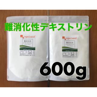 難消化性デキストリン 600g 食物繊維