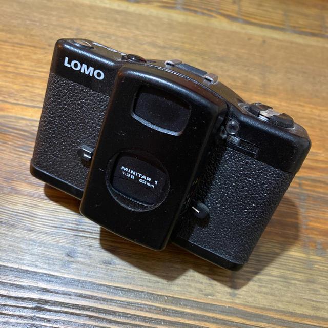 【くにお様専用】LOMO LC-A ロモカメラ スマホ/家電/カメラのカメラ(フィルムカメラ)の商品写真