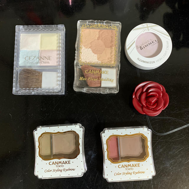 CANMAKE(キャンメイク)の化粧品 まとめ売り コスメ/美容のキット/セット(コフレ/メイクアップセット)の商品写真