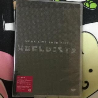 NEWS LIVE TOUR 2019 WORLDISTA DVD 通常盤(ミュージック)