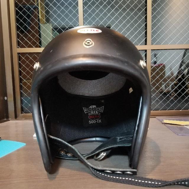 Harley Davidson(ハーレーダビッドソン)のさいとう様。専用 500tx  ブラック wandererz スモール メンズのメンズ その他(その他)の商品写真