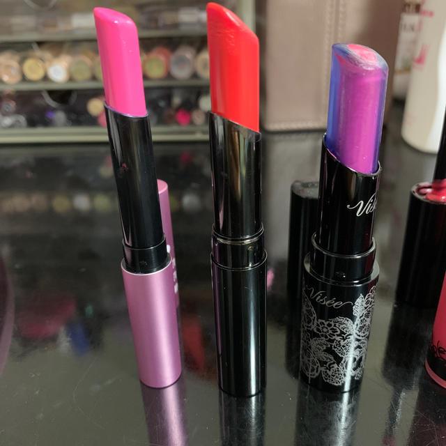 REVLON(レブロン)のリップまとめ売り コスメ/美容のベースメイク/化粧品(口紅)の商品写真