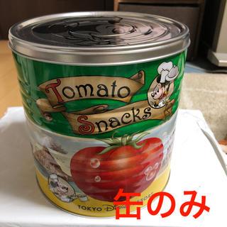 Disney - 東京ディズニーランド リゾート ミッキー トマト スナック 缶  缶のみ レトロ