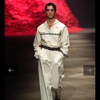 ジョンローレンスサリバン(JOHN LAWRENCE SULLIVAN)のmagliano セーラーシャツ(シャツ)