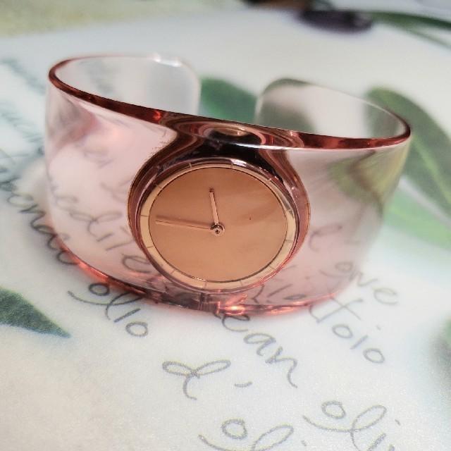 ISSEY MIYAKE(イッセイミヤケ)のイッセイミヤケ O です。 レディースのファッション小物(腕時計)の商品写真