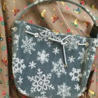 FEILER - 新品未使用フェイラー スノークリスタルホワイト バッグ