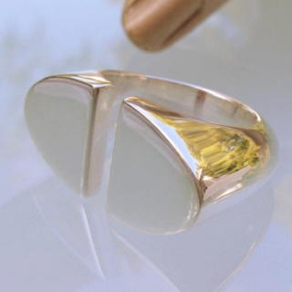 Hermes - Hermes Chaine d'Ancre Ring シェーヌダンクル エルメス