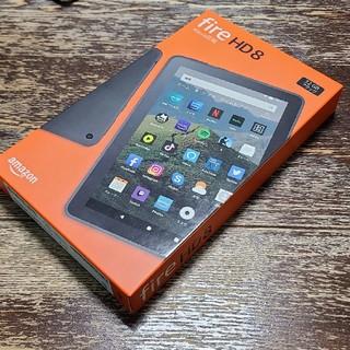 amazon Fire HD8 2020 Newモデル 32GB ブラック超美品(タブレット)