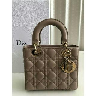 "Christian Dior - ""LADY DIOR"" レディディオールスモールバッグ"
