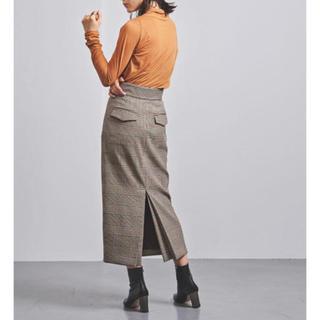 UNITED ARROWS - 新品未使用 タグ付き UNITED ARROWS タイトスカート