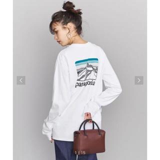 パタゴニア(patagonia)の20SS  新作 パタゴニア ロンT  長袖Tシャツ メンズ レディース 新品(Tシャツ(長袖/七分))