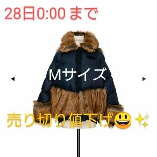 サカイ(sacai)のNike x sacai Women's Parka Mナイキ サカイ ダウン (ダウンジャケット)