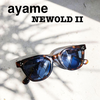 Ayame - ●ayame●アヤメ サングラス NEWOLD II ニューオールド2 HV
