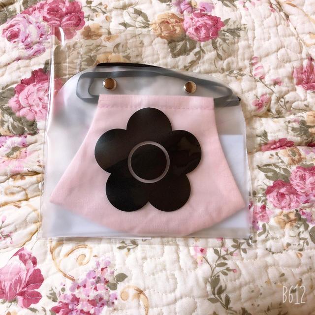MARY QUANT(マリークワント)のマリークワント  マスクケース レディースのファッション小物(ポーチ)の商品写真