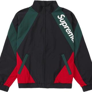 シュプリーム(Supreme)の supreme 20ss  track jacket Lサイズ(ナイロンジャケット)
