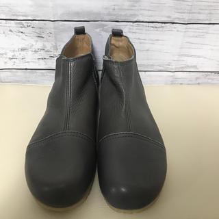 あしながおじさん - あしながおじさん ブーツ 24cm 日本製