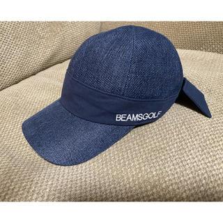 ビームス(BEAMS)のBEAMSgolf レディースキャップ(キャップ)