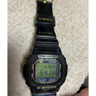 ジーショック(G-SHOCK)のGW-M5630D-1JR ブラック  30周年記念モデル 電波ソーラー(腕時計(デジタル))