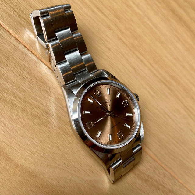 ROLEX(ロレックス)のロレックスエアキング メンズの時計(腕時計(アナログ))の商品写真
