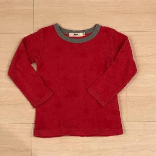 ワスク(WASK)のべべ WASK 長袖 シャツ 90 男の子(Tシャツ/カットソー)