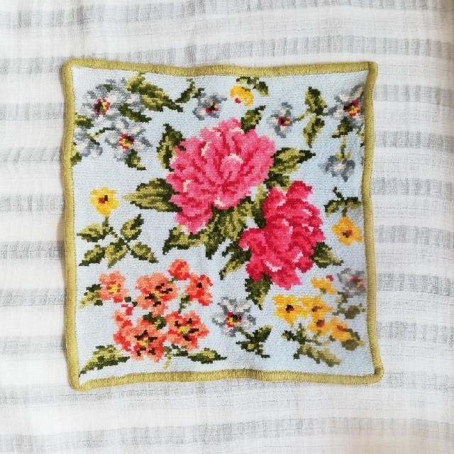 FEILER(フェイラー)のフェイラー シェニール織り ハンカチ 2枚セット レディースのファッション小物(ハンカチ)の商品写真