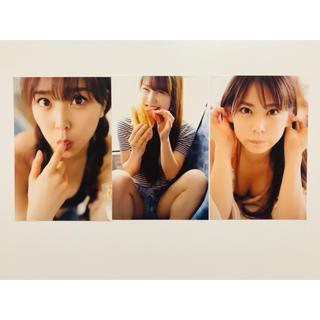 エヌエムビーフォーティーエイト(NMB48)の白間美瑠 ポストカード(アイドルグッズ)
