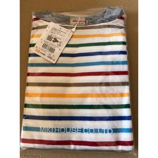 mikihouse - 新品 ミキハウス  長袖Tシャツ 110