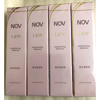 NOV - 1本 ノブ L&W   ブライトニングエッセンス 美白美容液