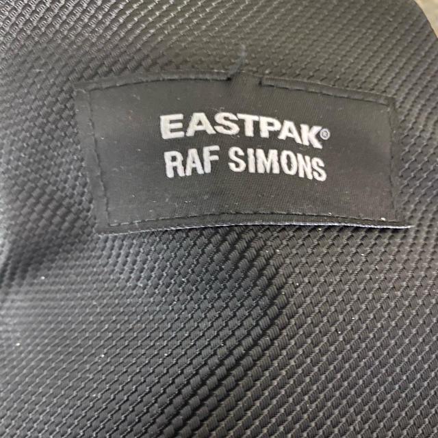 K様専用 RAF SIMONS EAST PACK 鞄 メンズのバッグ(バッグパック/リュック)の商品写真
