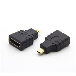 HDMI側メス マイクロHDMI側オス(映像用ケーブル)