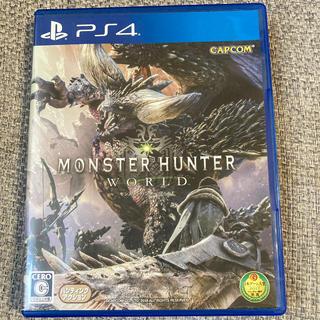 プレイステーション4(PlayStation4)のモンスターハンター:ワールド PS4(家庭用ゲームソフト)