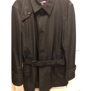 REGAL - 美品 ビジネス 秋冬 コート ブランド REGAL リーガル ブラック ライナー